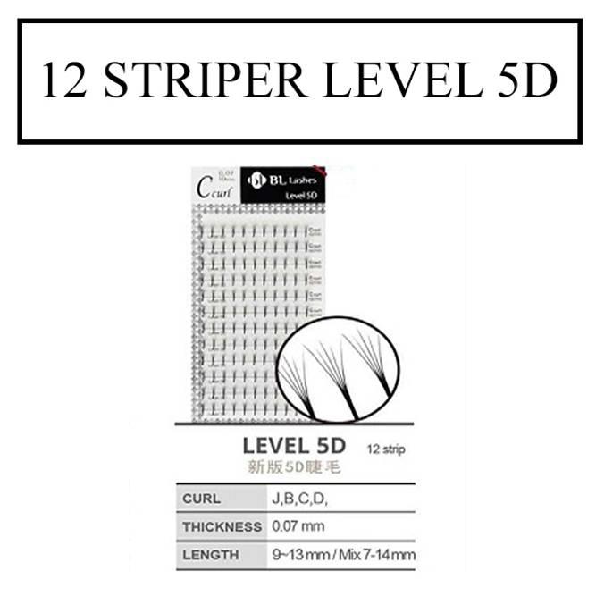 Bilde av 12 STRIPER LEVEL 5D