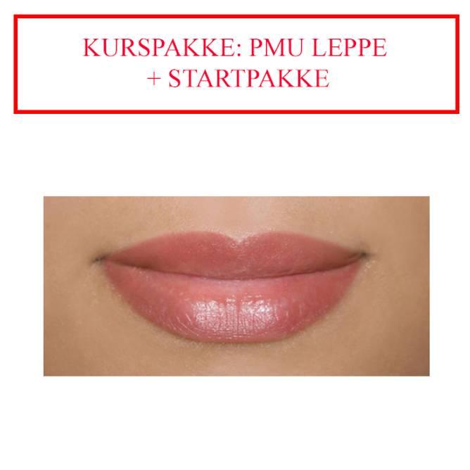 Bilde av KURSPAKKE: PMU LEPPE + STARTPAKKE