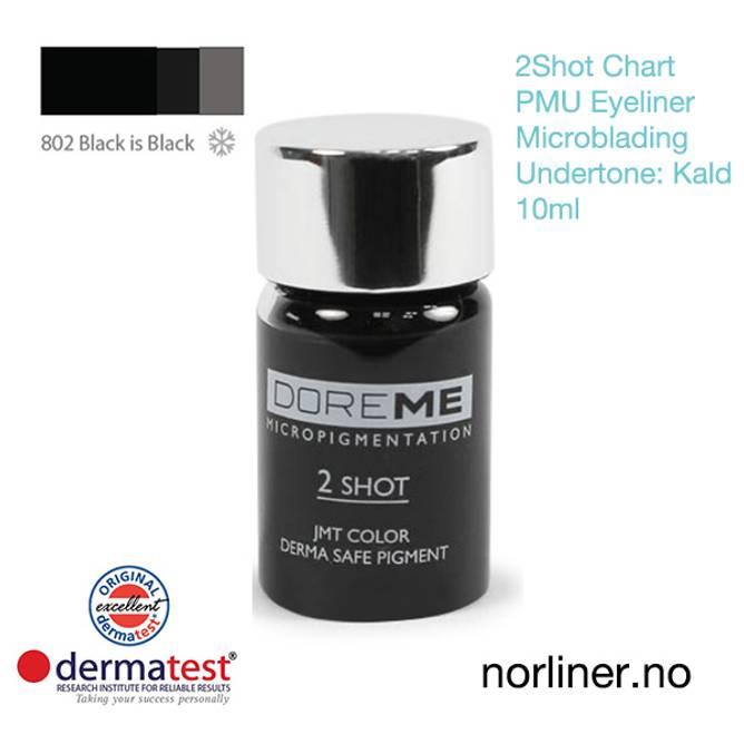 Bilde av MT-DOREME #802 BlackIsBlack PMU