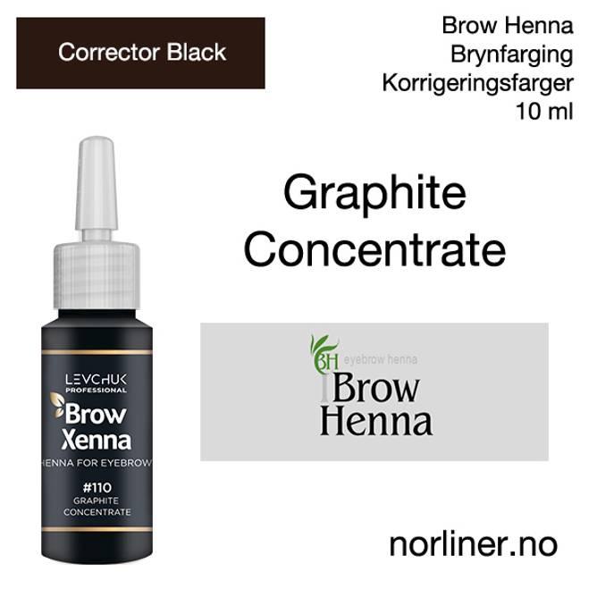 Bilde av LB-BH BROW XENNA Corrector Black essence /